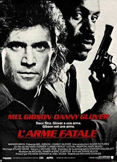 L'arme Fatale 1 [DVDRIP] French [FS]
