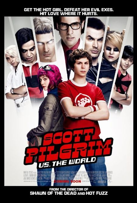 [Multi] [DVDRip] Scott Pilgrim vs the World 2010 -Megaupload